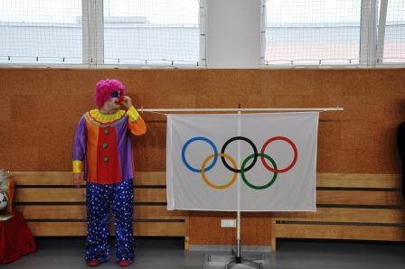 olympiáda športovci pripojiťsa Rob a Chanel niekedy pripojiť